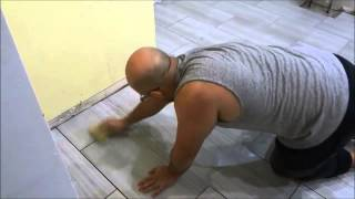 How To Grout Tile (EASY Way To Get The PERFECT Finish)