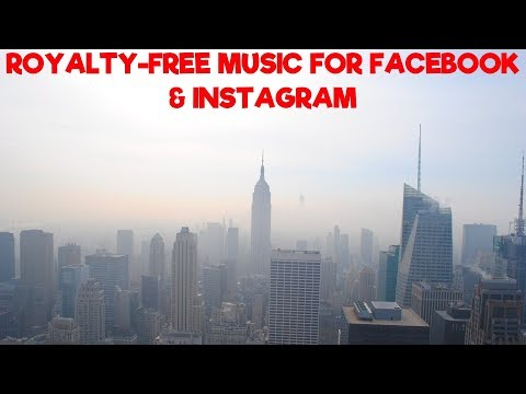Where to Download Royalty Free Music for Facebook & Instagram