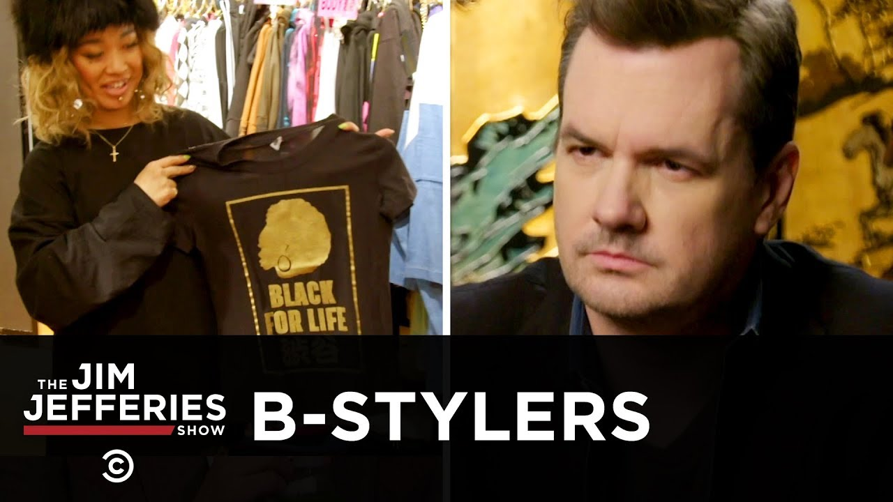 Are Japanese B-Stylers Racist? - The Jim Jefferies Show