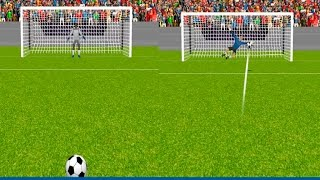 Penalty Shootout Euro 2016|Android GamePlay