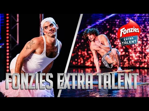 I talenti incompresi della quarta settimana | Fonzies Extra Talent