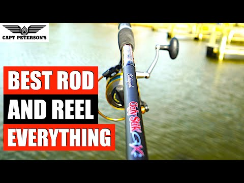The Best Rod and Reel For Everything - with Eddie Carmen Former Owner of Biscayne Rod Company