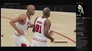 NBA 2K15 (PS4) Boston Celtics vs Chicago Bulls (Vid.720p) 8f7c27b62