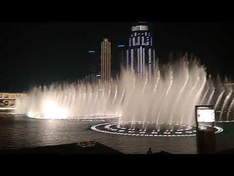 Dubai Musical Fountain