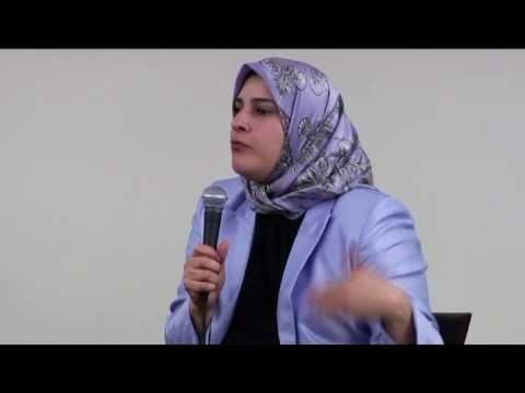 "Manal Omar on ""Barefoot in Baghdad,"" Part 1"