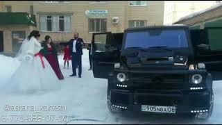 Прокат аренда авто в Астане гелендваген на прокат лимузин хаммер свадебный кортеж love story astana