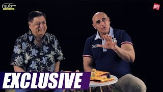 Mahabharata - The Epic Tale   Chat With Puneet Issar And Gufi Paintal