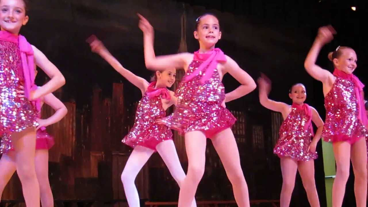 """Maggie's Dance Recital - Tap: """"Boogie Shoes"""" - YouTube"""