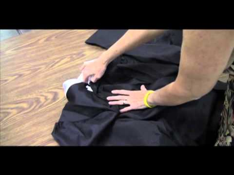 Graduation Collar Sewing Directions.mov - YouTube