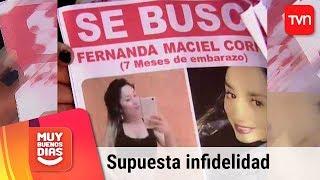 Testigo en caso Fernanda Maciel revela supuesta infidelidad | …