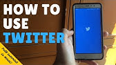 How to use TWITTER - Hindi - YouTube