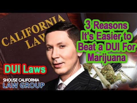 Former DA: 3 reasons it's easier to beat a DUI of marijuana