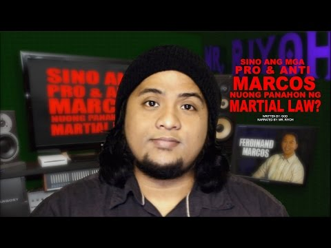 Real talk about MARCOS - Mr. Riyoh