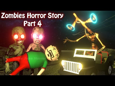 Zombies Horror Story Part 4   Siren Head Game   Cartoon Movies   Best Animated Movies   3d Animation