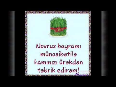 Novruz Bayrami Mahnisi Yukle Votsapp Youtube