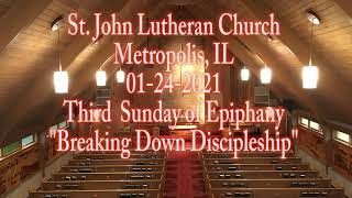 01-24-2021 Breaking Down Discipleship