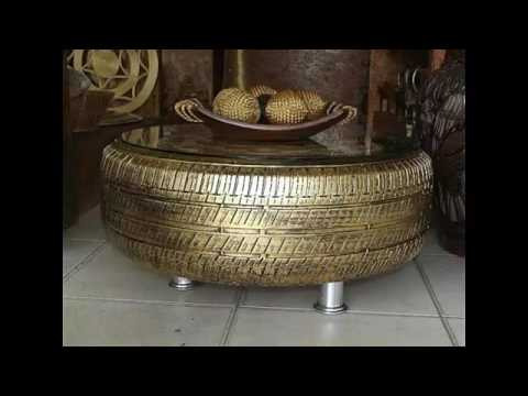 Nice ideas of how to recycle old tires youtube for How to recycle old tires