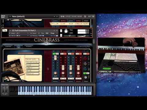 CineBrass PRO UPDATE - The World's Most Composer-Friendly Brass Library... Just Got Better.