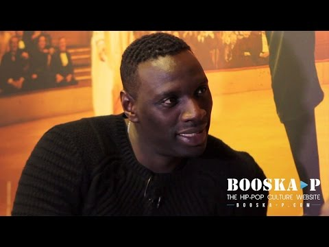 Omar Sy - Teaser Interview Chocolat [Booska-p]