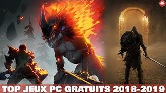 TOP des MEILLEURS JEUX GRATUITS pour PC en 2018/2019