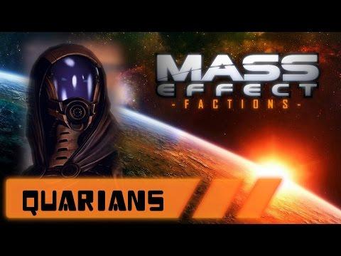 Mass Effect Factions: