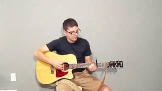 "How To Play Maroon 5 (ft. Wiz Khalifa) ""Payphone"" | Guitar Tutorial (EASY)"