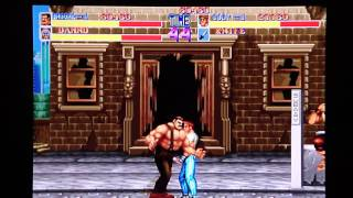 Final Fight DOUBLE Impact Co-op Pt1