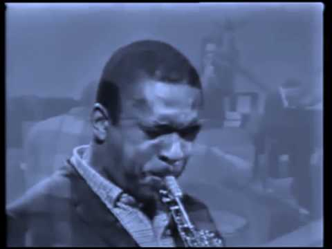 The John Coltrane Quartet - Afro Blue - live