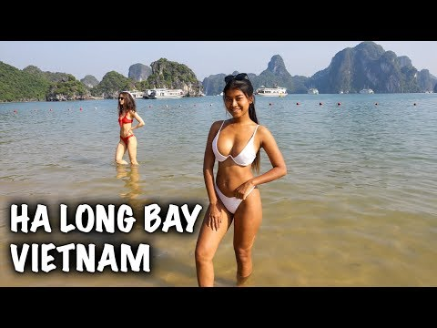 Ha Long Bay Is Vietnam's Paradise | Travel Vietnam 🇻🇳