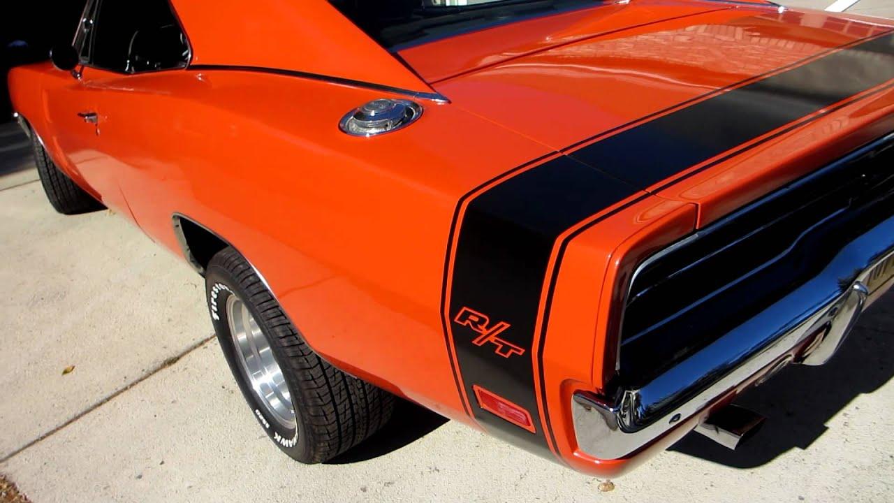 1969 Dodge Charger 383 Magnum, 4spd, Pistol Grip Hurst. - YouTube