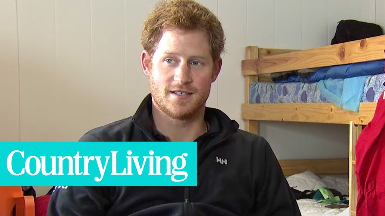 Prince Harry Has Opened Up About His Mother's Death Like Never Before | Town & Country
