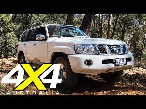 Nissan Patrol ST | Road test | 4X4 Australia