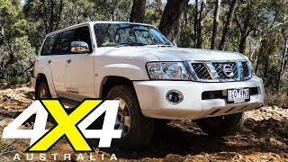 Nissan Patrol ST   Road test   4X4 Australia
