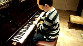 enrico 9 years old kabalevsky toccatina in a minor op 27 no 12