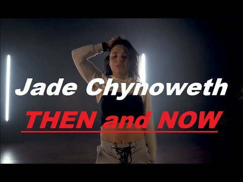 Jade Chynoweth | Then and Now Dance Compilation