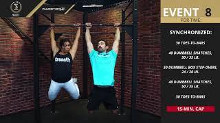 2018 Team Series Event 8