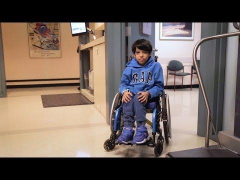 Pediatric Orthopedic Surgery | Naif's Story
