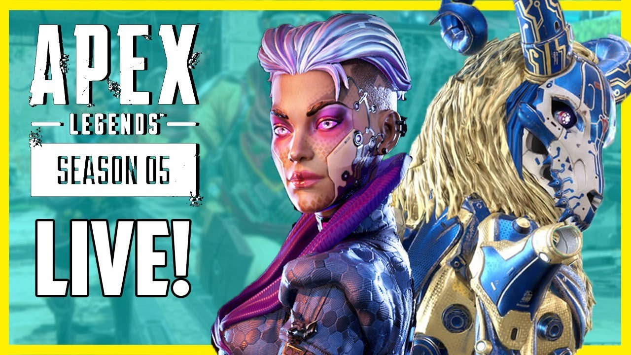 The Gaming Merchant Plays Apex Legends Season 5 LIVE Gameplay