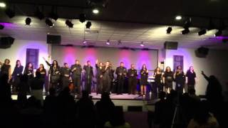 Joshua Percell & Courageous - Refuge