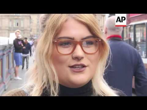 Scots react to Brexit vote