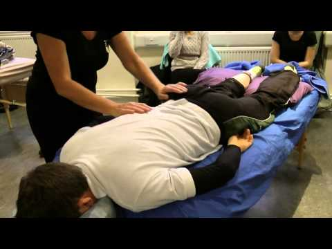 vibration friction and rocking  basic massage