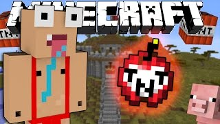 If TNT Apples Existed - Minecraft