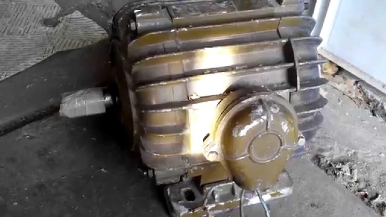 Подключение трехфазного двигателя к однофазной сети 5