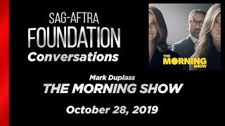 Conversations with Mark Duplass of THE MORNING SHOW