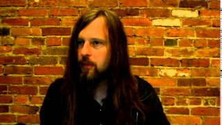 Stories From The Road:   All that Remains Guitarist Oli Herbert tells us about playing at Rocklahoma