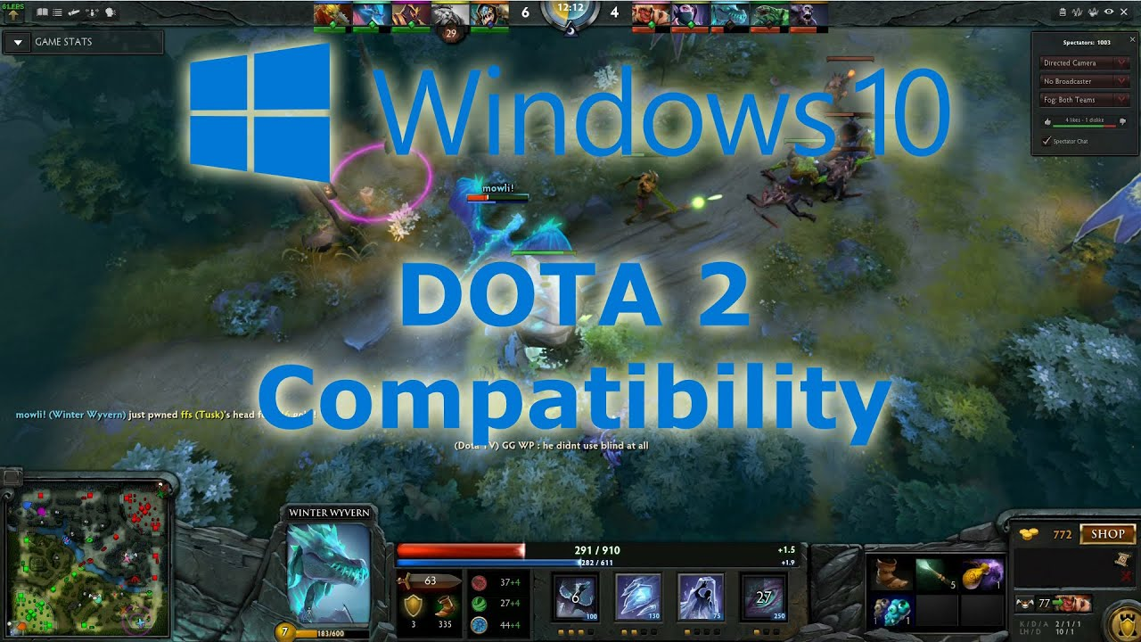 Dota 2 reborn notebook and desktop benchmarks - Dota 2 Reborn Notebook And Desktop Benchmarks 78