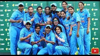 Indian Women Cricket team Having Fun After World Cup