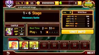 Android Arel Wars 2 V1.0.0 Cheat