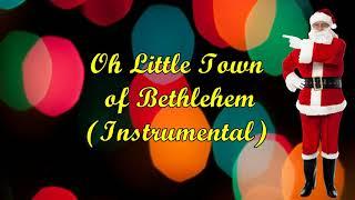 LAGU NATAL : OH KOTA KECIL BETHLEHEM Oh Little Instrumental