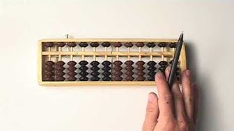 Abacus Lesson 1 // Introduction, Proper Technique, & History of the Abacus // Tutorial